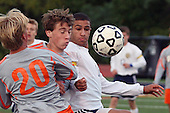 Birmingham Brother Rice at Detroit Country Day, boys varsity soccer, 9/15/11