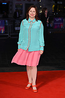 Claire Stewart<br /> arriving for the London Film Festival 2017 screening of &quot;Film Stars Don't Die in Liverpool&quot; at Odeon Leicester Square, London<br /> <br /> <br /> &copy;Ash Knotek  D3331  11/10/2017