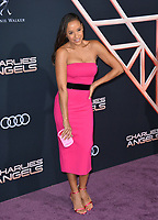 "LOS ANGELES, USA. November 12, 2019: Dania Ramirez at the world premiere of ""Charlie's Angels"" at the Regency Village Theatre.<br /> Picture: Paul Smith/Featureflash"