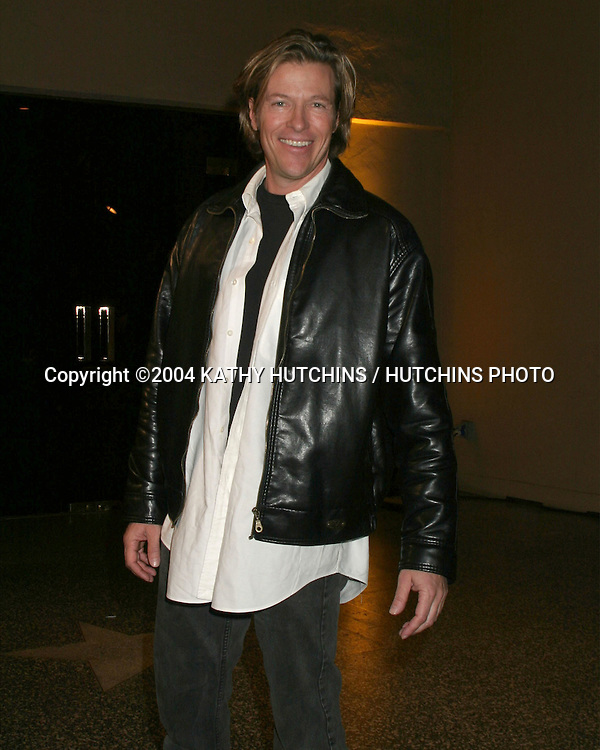 ©2004 KATHY HUTCHINS / HUTCHINS PHOTO.CBS TV TCA WINTER PRESS TOUR.PARTY.LOS ANGELES, CA.JANUARY 17, 2004..JACK WAGNER