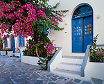 Doors and Windows, Santorini Island, Greece