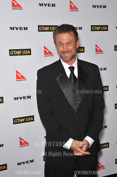 Grant Bowler at the 2010 G'Day USA Australia Week Black Tie Gala at the Grand Ballroom at Hollywood & Highland..January 16, 2010  Los Angeles, CA.Picture: Paul Smith / Featureflash