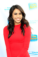 LOS ANGELES - OCT 28:  Ashley Argota at the 2018 Looking Ahead Awards at the Taglyan Cultural Complex on October 28, 2018 in Los Angeles, CA