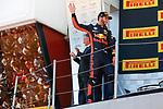 Spanish F1 Grand Prix Pirelli 2017.<br /> Daniel Ricciardo (Red Bull).