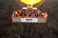 20170902 02 September Hot Air Balloon Cairns