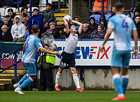 Bolton Wanderers' Joe White (centre) takes a throw in<br /> <br /> Photographer Andrew Kearns/CameraSport<br /> <br /> The EFL Sky Bet Championship - Bolton Wanderers v Coventry City - Saturday 10th August 2019 - University of Bolton Stadium - Bolton<br /> <br /> World Copyright © 2019 CameraSport. All rights reserved. 43 Linden Ave. Countesthorpe. Leicester. England. LE8 5PG - Tel: +44 (0) 116 277 4147 - admin@camerasport.com - www.camerasport.com