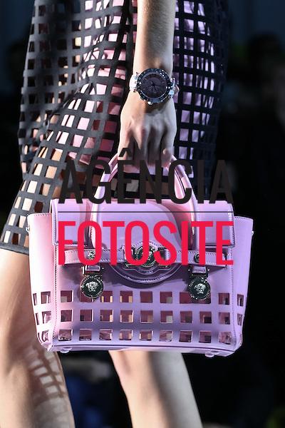Milao, It&aacute;lia &sbquo;09/2014 - Desfile de Versace durante a Semana de moda de Milao  -  Verao 2015. <br /> <br /> Foto: FOTOSITE