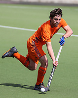 Canterbury v Midlands men. National Hockey League Day One action, National Hockey Stadium, Wellington, New Zealand. Sunday 16 September 2018. Photo: Simon Watts/www.bwmedia.co.nz/Hockey NZ