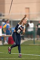 SAN ANTONIO, TX - MARCH 18, 2006: UTSA Relays Track & Field Meet - Day 2 at Jerry Comalander Stadium. (Photo by Jeff Huehn)