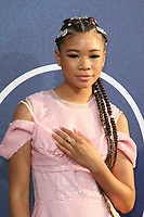 LOS ANGELES, CA - JUNE 4: Storm Reid, at the Los Angeles Premiere of HBO's Euphoria at the Cinerama Dome in Los Angeles, California on June 4, 2019. <br /> CAP/MPIFS<br /> ©MPIFS/Capital Pictures