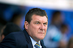St Johnstone v Hearts...04.08.13 SPFL<br /> Tommy Wright<br /> Picture by Graeme Hart.<br /> Copyright Perthshire Picture Agency<br /> Tel: 01738 623350  Mobile: 07990 594431