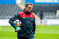 Tony Roberts, Swansea City Goalkeeping Coach during the Swansea City Training Session at The Liberty Stadium, Swansea, Wales, UK. 02 August 2017