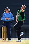 WTTU player #34 during the Senior ODI Final WTTU v Wanderers. Saxton Oval, Richmond, Nelson, New Zealand. Saturday 29 March 2014. Photo: Chris Symes/www.shuttersport.co.nz