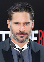 HOLLYWOOD, LOS ANGELES, CA, USA - JUNE 17: Actor Joe Manganiello arrives at the Los Angeles Premiere Of HBO's 'True Blood' Season 7 held at the TCL Chinese Theatre on June 17, 2014 in Hollywood, Los Angeles, California, United States. (Photo by Xavier Collin/Celebrity Monitor)