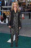 "WESTWOOD, LOS ANGELES, CA, USA - APRIL 07: Rosanna Arquette at the Los Angeles Premiere Of Summit Entertainment's ""Draft Day"" held at the Regency Bruin Theatre on April 7, 2014 in Westwood, Los Angeles, California, United States. (Photo by Xavier Collin/Celebrity Monitor)"
