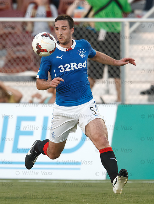 Lee Wallace, Rangers