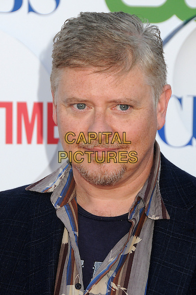 David Foley.CBS, CW and Showtime Summer 2011 TCA Party held at The Pagoda, Beverly Hills, California, USA..August 3rd, 2011.headshot portrait black grey gray brown blue goatee facial hair  .CAP/ADM/BP.©Byron Purvis/AdMedia/Capital Pictures.