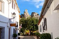 Spain-Costa Blanca-El-Castell-De-Guadalest-3-5star