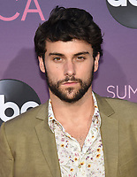 05 August 2019 - West Hollywood, California - Jack Falahee. ABC's TCA Summer Press Tour Carpet Event held at Soho House.   <br /> CAP/ADM/BB<br /> ©BB/ADM/Capital Pictures