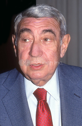 Howard Cosell 1984<br /> Photo By John Barrett/PHOTOlink.net /MediaPunch