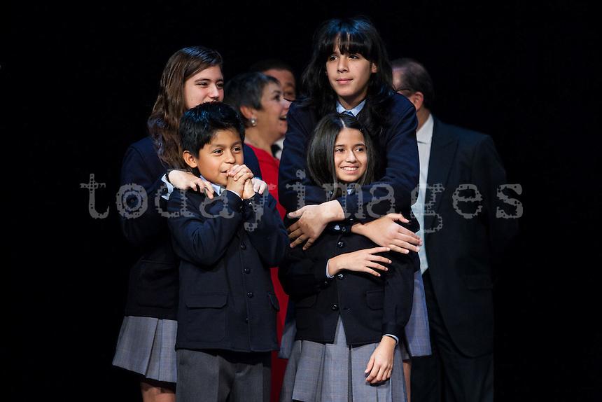 San Ildefonso childs