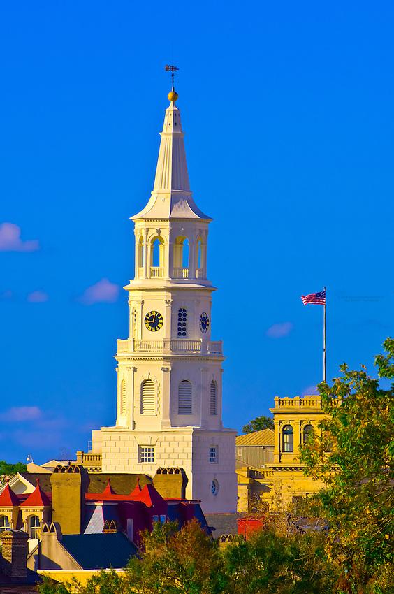 St. Michael's Episcopal Church, Charleston, South Carolina