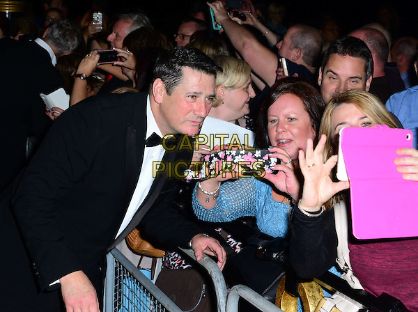 LONDON, ENGLAND - SEPTEMBER 30: Tony Hadley attends the World Premiere of 'Soul Boys Of The Western World' at Royal Albert Hall on September 30, 2014 in London, England.<br /> CAP/JOR<br /> &copy;Nils Jorgensen/Capital Pictures