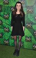 Samantha Barks at the OVO by Cirque du Soleil press night, Royal Albert Hall, Kensington Gore, London, England, UK, on Wednesday 10 January 2018.<br /> CAP/CAN<br /> &copy;CAN/Capital Pictures