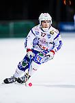 Uppsala 2013-11-13 Bandy Elitserien IK Sirius - IFK Kung&auml;lv :  <br /> Kung&auml;lv Jakob Jenefeldt i aktion <br /> (Foto: Kenta J&ouml;nsson) Nyckelord:  portr&auml;tt portrait