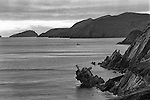The Ranga on the rocks at Coomeenole, Dingle in 1983.<br /> Picture: Don MacMonagle - macmonagle archive<br /> e: info@macmonagle.com