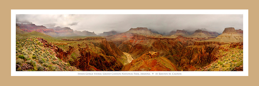 A panoramic image:<br />
