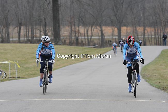 Long Run Park Road Race, Louisville, KY March 13, 2010