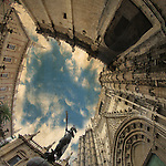 Sevilla, Puerta de San cristobal, Catedral de Santa Maria de la Sede de Sevilla