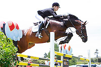 01-2017 NZL-World Cup Show Jumping - Woodhill Sands