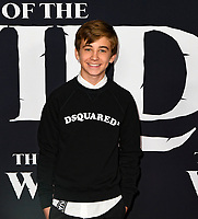 "13 February 2020 - Hollywood, California - Parker Bates . ""The Call of the Wild"" Twentieth Century Studios World Premiere held at El Capitan Theater. Photo Credit: Dave Safley/AdMedia"