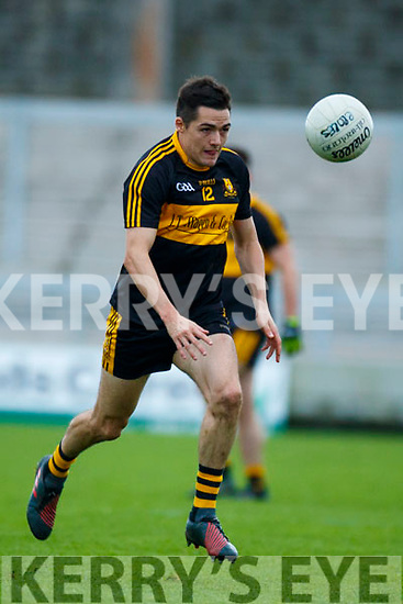 Brian Looney Dr Crokes in action against  South Kerry in the Senior County Football Final in Austin Stack Park on Sunday