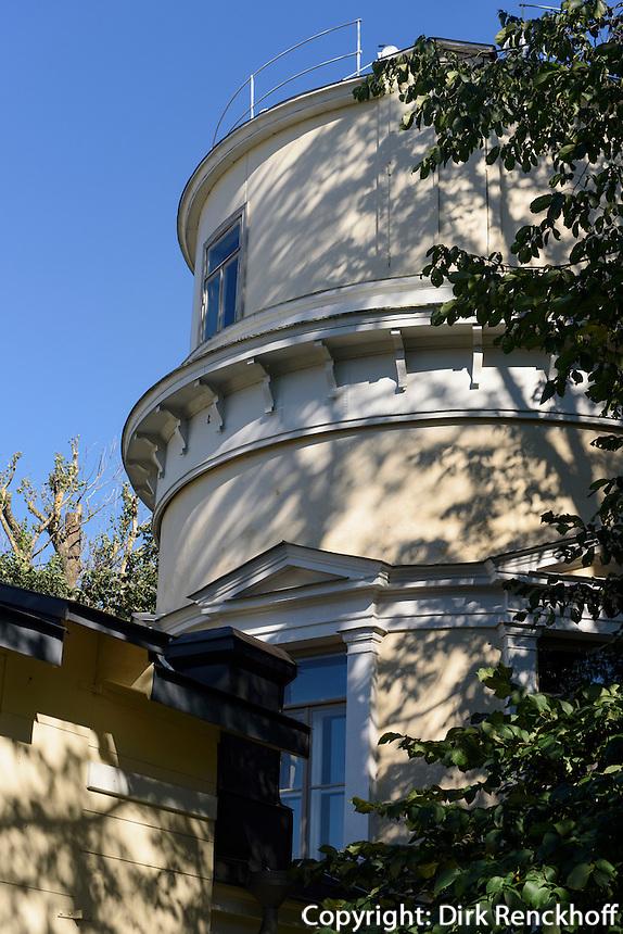 Observatotium in Helsinki, Finnland