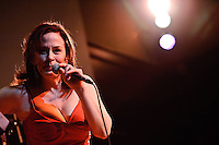 Janiva Magness in concert at Old Rock House in St. Louis on Valentine's Day, Feb 14, 2010.