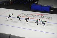 SPEEDSKATING: CALGARY: Olympic Oval, 30-11-2017, ISU World Cup training, Team Italy, ©photo Martin de Jong