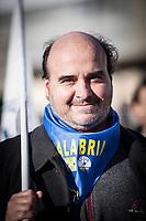 08.12.2018 - Prima Gli Italiani - Lega and Matteo Salvini National Demo in Piazza Del Popolo