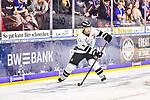 Patrick Reimer (Nuernberg) beim Spiel in der DEL, Adler Mannheim (blau) - Nuernberg Ice Tigers (weiss).<br /> <br /> Foto © PIX-Sportfotos *** Foto ist honorarpflichtig! *** Auf Anfrage in hoeherer Qualitaet/Aufloesung. Belegexemplar erbeten. Veroeffentlichung ausschliesslich fuer journalistisch-publizistische Zwecke. For editorial use only.