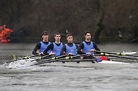 Crew: 2 - Birmingham Univ - NOV.4x-<br /> <br /> Head of the Severn (University of Worcester) 2017<br /> <br /> To purchase this photo, or to see pricing information for Prints and Downloads, click the blue 'Add to Cart' button at the top-right of the page.