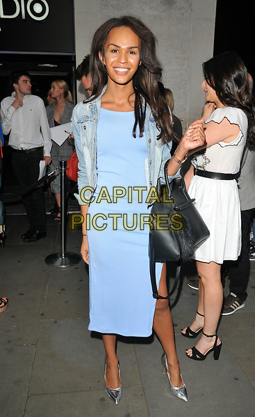 Talulah-Eve Brown at the LOTD new fashion brand launch party, Radio Rooftop Bar, ME London, The Strand, London, England, UK, on Wednesday 16 August 2017.<br /> CAP/CAN<br /> &copy;CAN/Capital Pictures