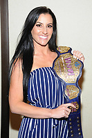 LAS VEGAS, NV - MAY 02: Santana Garrett at the 53rd Cauliflower Alley Club Reunion Convention at the Gold Coast Hotel & Casino in Las Vegas, Nevada on May 2, 2018. Credit: George Napolitano/MediaPunch