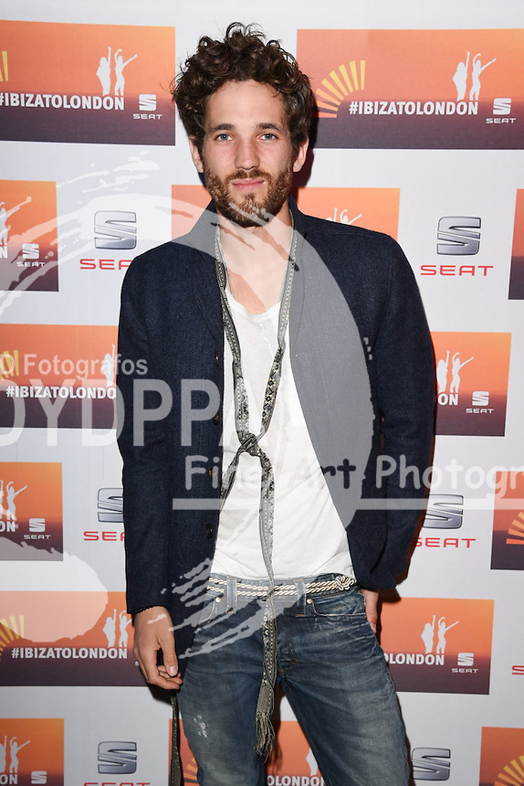 Max Rogers<br /> attends the SEAT Ibiza launch party at Carousel, London<br /> <br /> &copy;Ash Knotek  D3019  29/09/2015