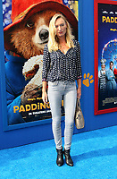 "6 January 2018 - Los Angeles, California - Victoria Smurfit. ""Paddington 2"" L.A. Premiere held at the Regency Village Theatre. Photo Credit: AdMedia"