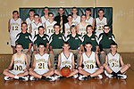 November 17, 2014- Tuscola, IL- The 2014-2015 8th Grade Hornet Boys basketball team. Back row from left are C.J. Picazo, Brayden VonLanken, Noah Woods, coach Justin Bozarth, Cade Kresin, Haden Cothron, and Lucas Sluder. Third row from left are Will Little, Payton Hastings, Dalton Grover, and Cody Hale. Managers from left are Andrew Poskin, J.D. Barrett, Dylan Couch, Robert Steepleton, Ethan Kamerer, and Cahill Dixon-Derra. Front row from left are Zachery DeVore, Cameron Ochs, Turner Hastings, Cade Morgan, and Blake Schultz. [Photo: Douglas Cottle]