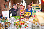 Milltown Market was one of the first markets in Kerry and it is hoping to continue its success in 2013. .L-R Jane Brown, Lorna Tyther and Wilma Silvius.