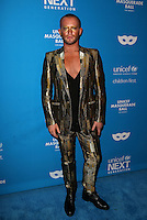 LOS ANGELES, CA - OCTOBER 27: August Getty at the Fourth Annual UNICEF Masquerade Ball Los Angeles at Clifton's Cafeteria in Los Angeles, California on October 27, 2016. Credit: Faye Sadou/MediaPunch