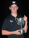 Daniel Hillier, winner of the 2016 Australian Junior Championship (Photo: Anthony Powter)